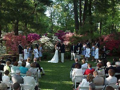 Memphis Botanic Garden Memphis Tennessee Wedding Venues