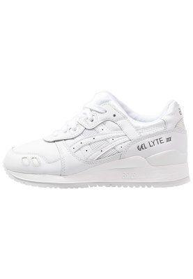 ASICS GEL-LYTE III - Sneakers laag - white - Zalando.nl ...