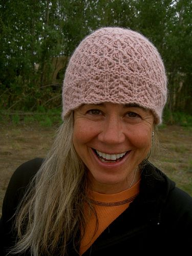 Soft Lace Chemo Hat Pattern By Carolyn Doe Pinterest Yarns