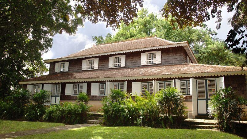 En Martinique, la nouvelle vie des maisons coloniales Santa clara