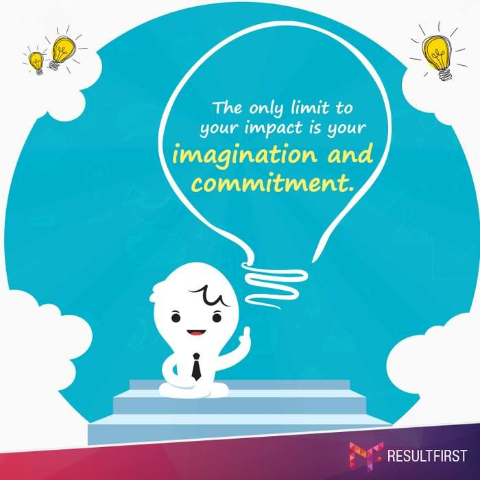 The only limit to your impact is your imagination and commitment. #MotivationalQuote #SEOServices #ResultFirst