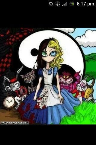 Alice In Wonderland Game Vs Tale Oh My God Disney Twisted