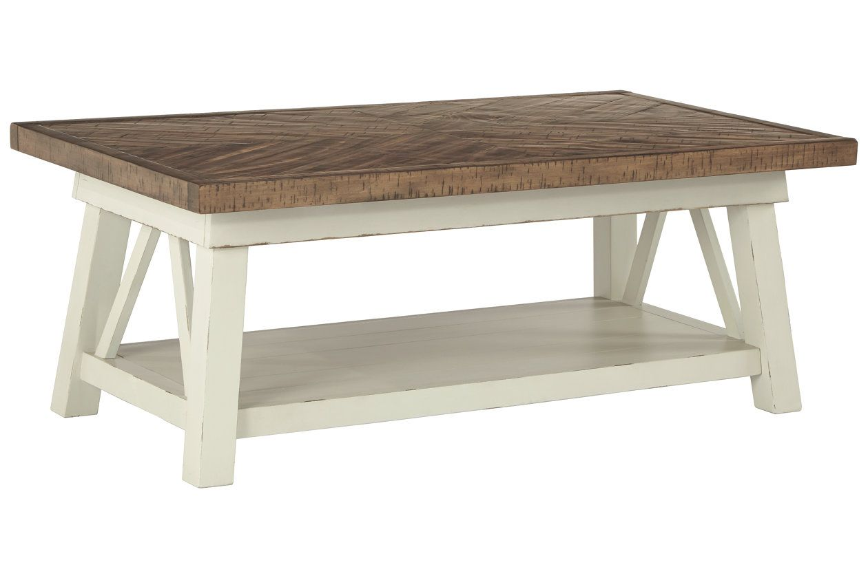 Stownbranner Coffee Table Coffee Table Coffee Table With