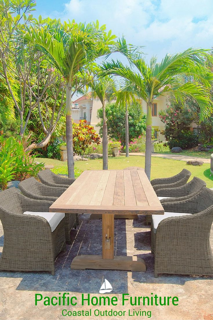 Coastal #Outdoor Living #PacificHomeFurniture