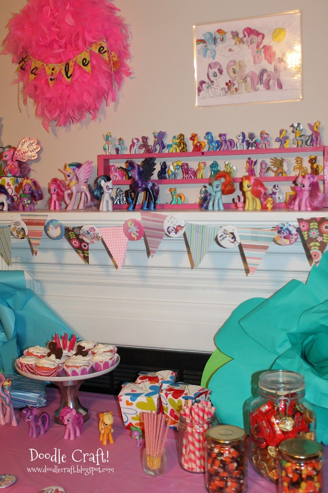 Google themes my little pony - My Little Pony Friendship Is Magic Party Handmade Google Search