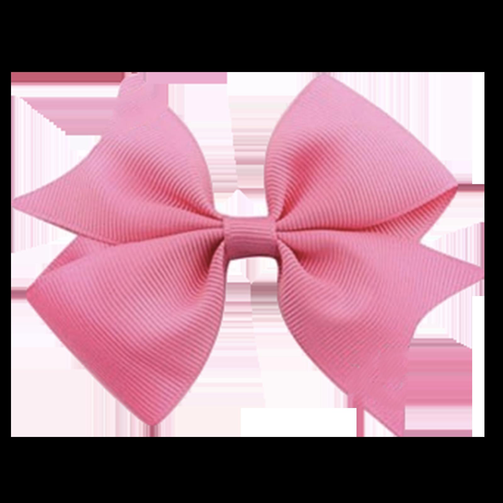 Virkotiepink Hair Bow Virkotie Www Virkotie Com Hair Bows Bows Pink