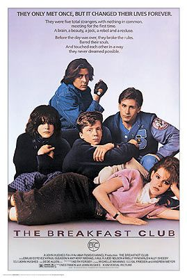 Loving the 80's Movies.     I love the Brat Pack