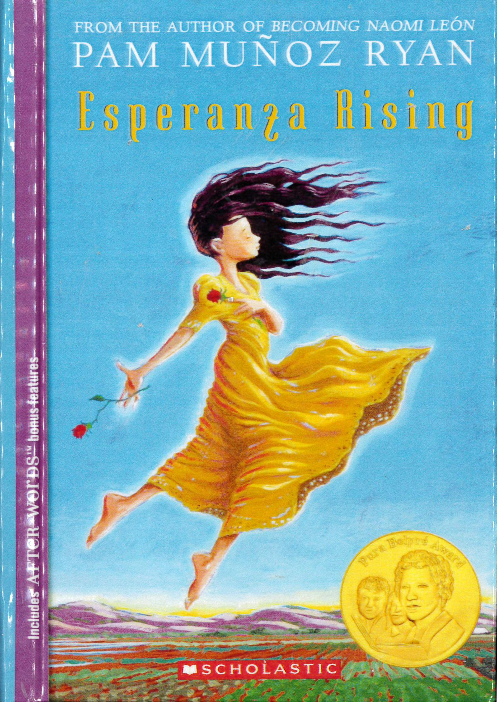 Pathways Grade 6 Esperanza Rising Tradebook Hardcover
