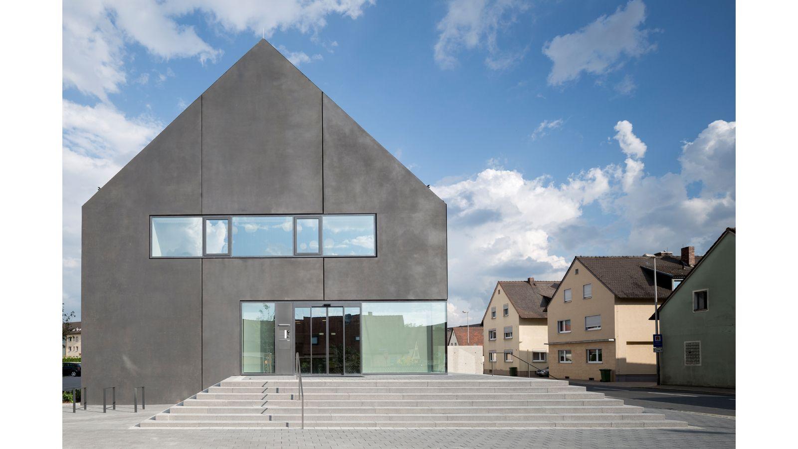 H2m Architekten bürgerzentrum strullendorf h2m architekten ingenieure