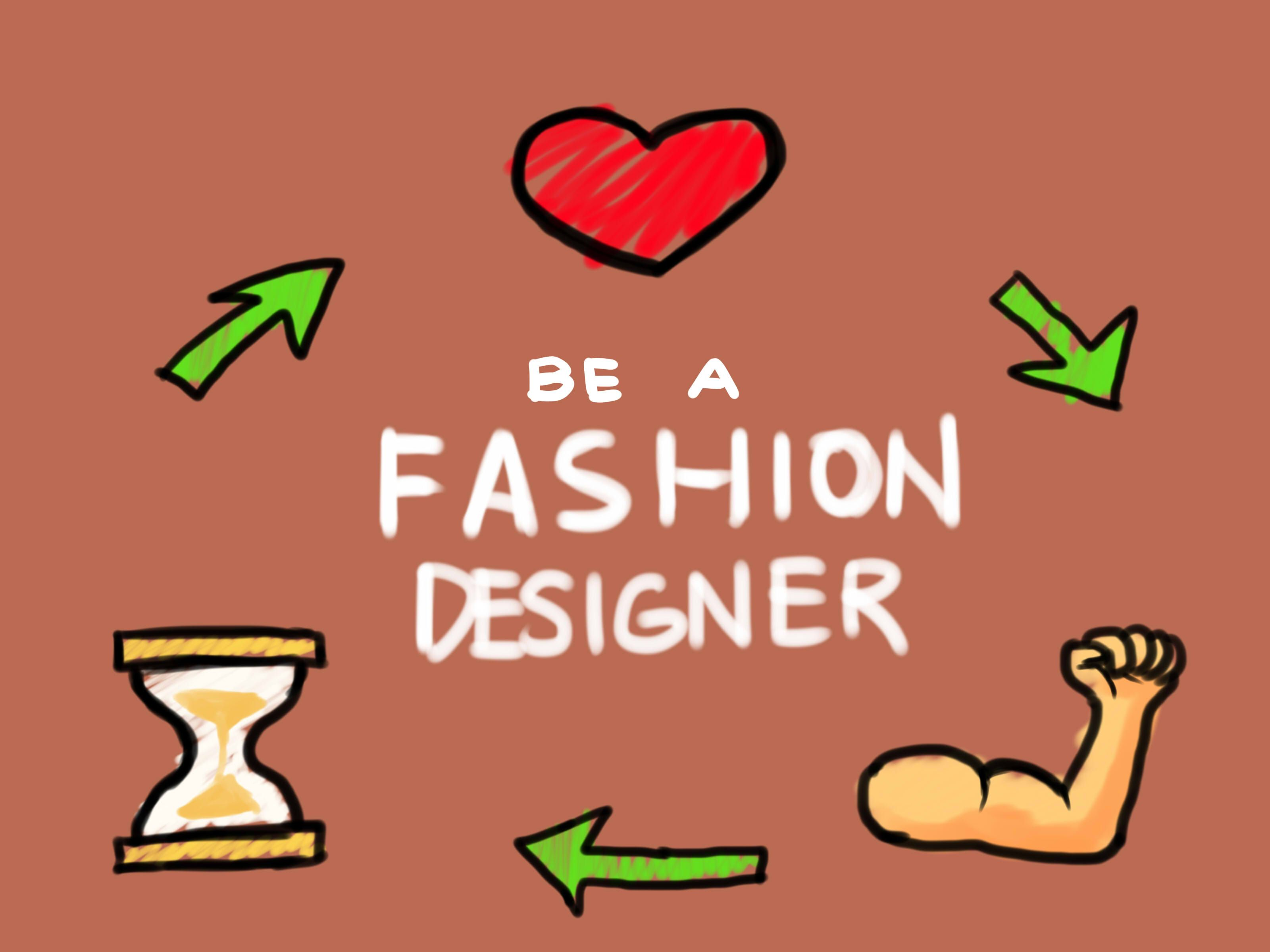 Become A Fashion Designer When You Are Teen