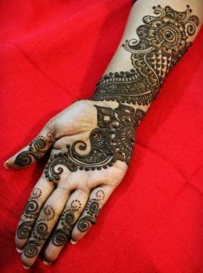 Arabic mehndi designs for hands also henna design pinterest rh