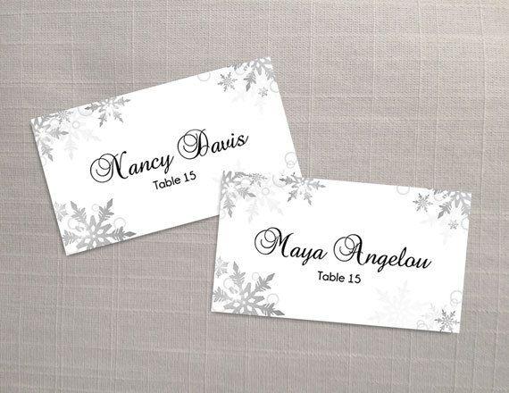 Diy Printable Wedding Place Name Card Template Editable Ms Etsy Wedding Place Names Wedding Printables Wedding Places
