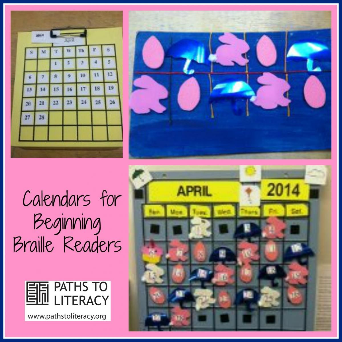 Circle Time Ideas For Beginning Braille Readers