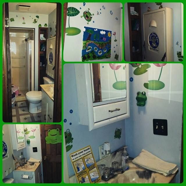 Home Daycare Design Ideas: Childcare Bathrooms & Changing Areas