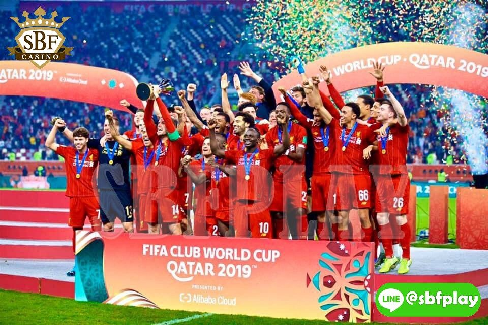 Liverpool Wins Fifa Club World Cup Ride Challenge