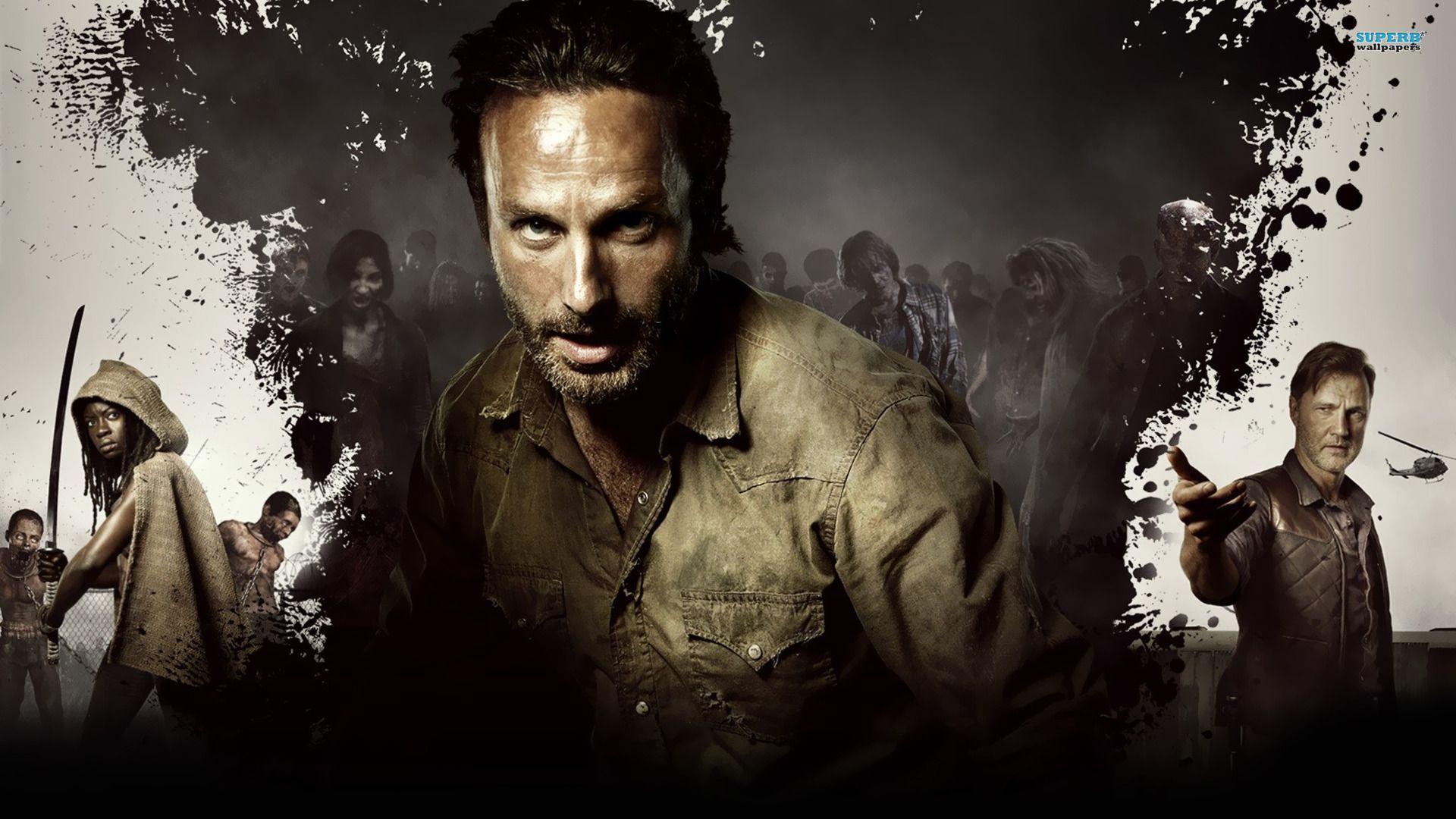 The Walking Dead Wallpapers X Wallpaper
