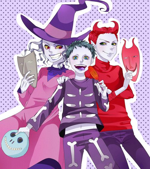 Nightmare before Christmas anime | All The Anime | Pinterest ...