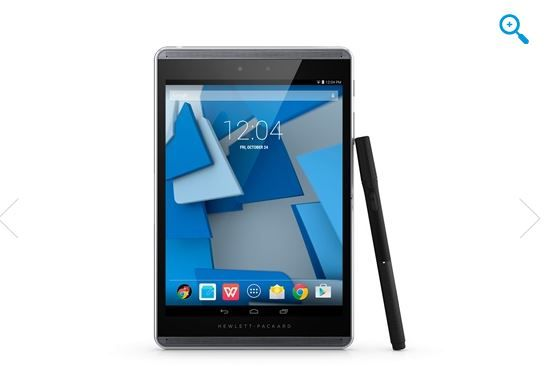 hp pro slate 8 tablette hp pas cher tablette tactile en promo pinterest tablette tactile. Black Bedroom Furniture Sets. Home Design Ideas