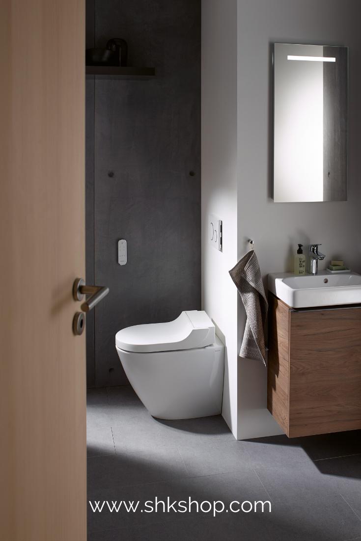 Geberit Aquaclean Tuma Comfort Wc Komplettanlage Up Wand Wc In 2020 Mit Bildern Wc Mit Dusche Badezimmer Trends Badezimmer Inspiration