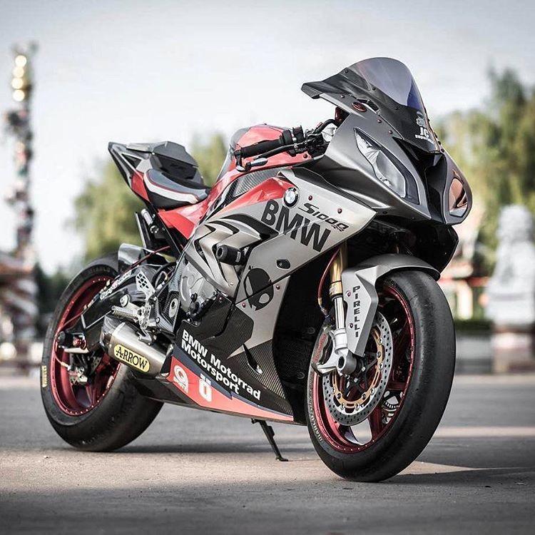 2015 bmw s1000rr hp5 red black arrow