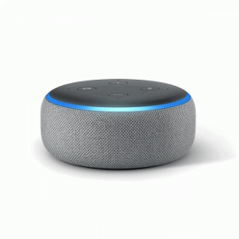 Amazon Alexa Echo Dot 3rd Gen Improved Smart Speaker And Wifi Switch Control Device Amazon Alexa Echo Dot Echo Dot Amazon Alexa