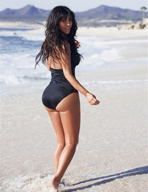 Kim Kardashian Best Booty Moments Over The Years  2e2670863