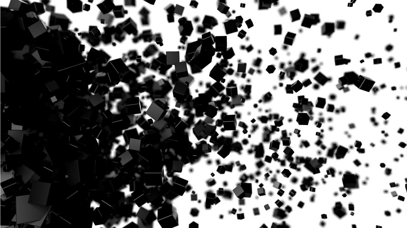 Fond D Ecran Hd Abstrait 3d Abstrait Fond D Ecran Abstrait Noir Et Blanc