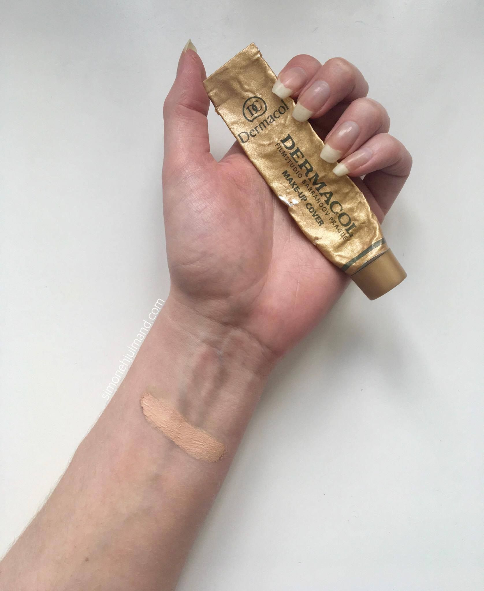 Review of the Makeup Cover Foundation from Dermacol