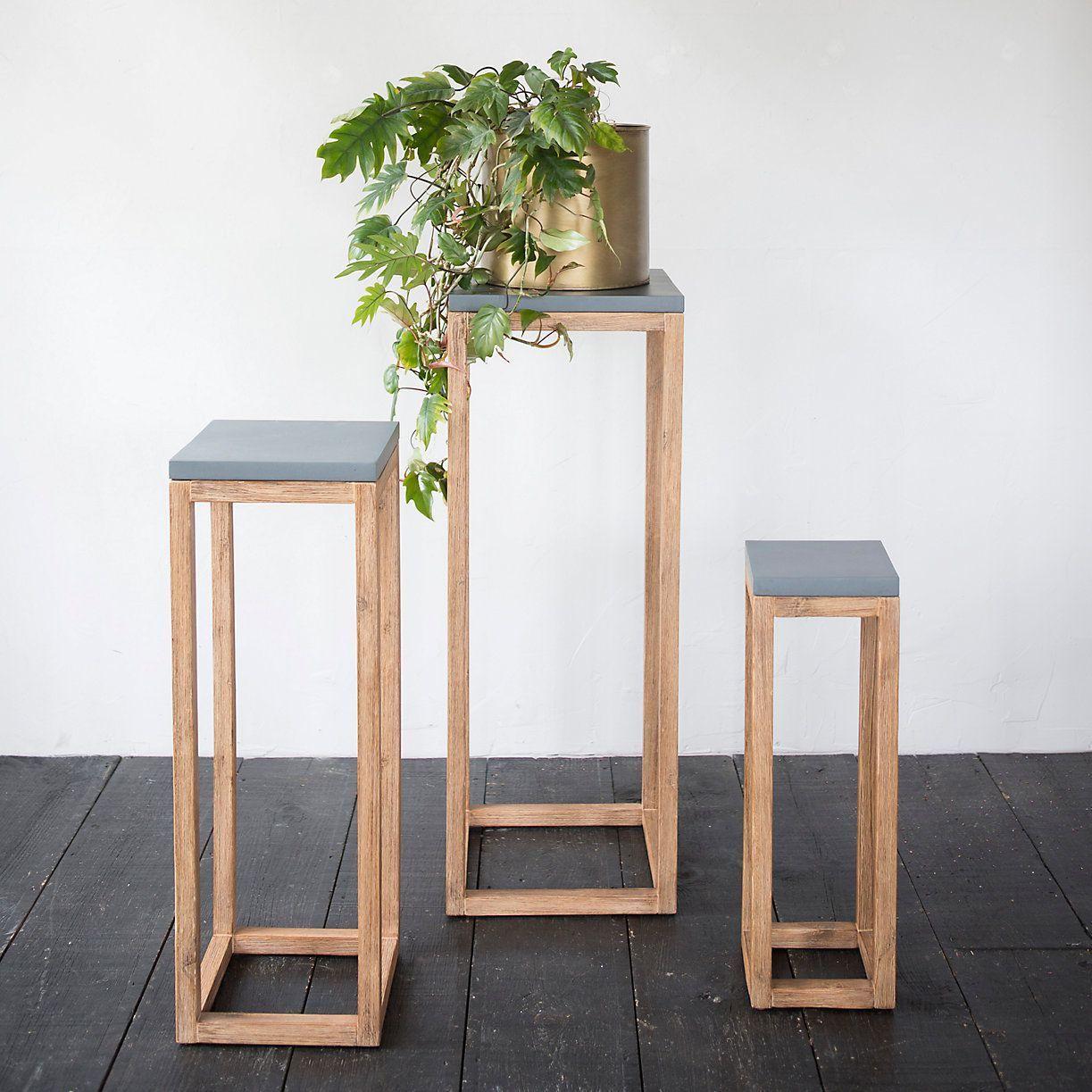 Diy Plant Stand Ideas Pflanzenstander Pflanzen Dekor Diy Mobel