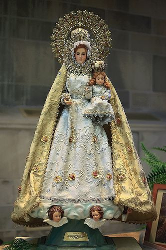 Our Lady Of The Philippines  Blessed Mother Mary, Blessed -9164