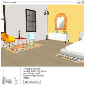 Mydeco Interactive Room Planner