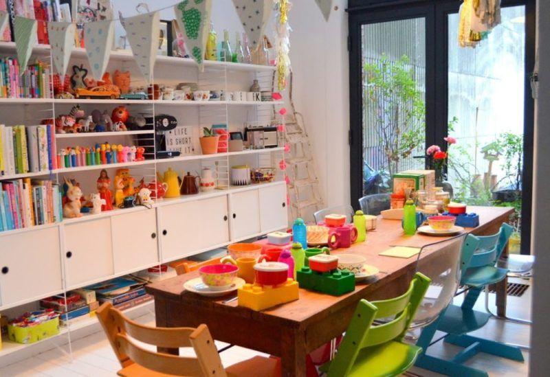 Wohnideen mit Farben Homestory bei Anne aus Brüssel