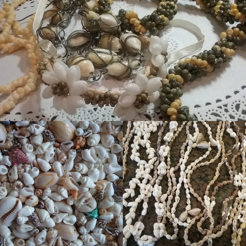 Sea Shells Bulk Lot Craft Supplies Jewelry Making Cowrie