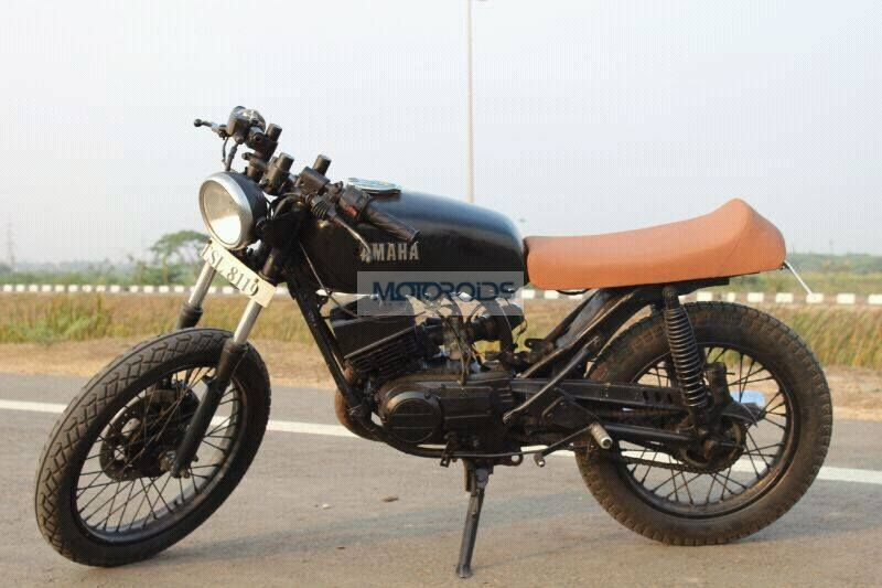 Check Out This Modified Yamaha Rx100 Images Details With