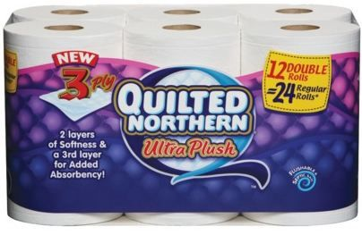 $1.00 off any Quilted Northern 24 Double Roll http://azfreebies ... : quilted northern target - Adamdwight.com