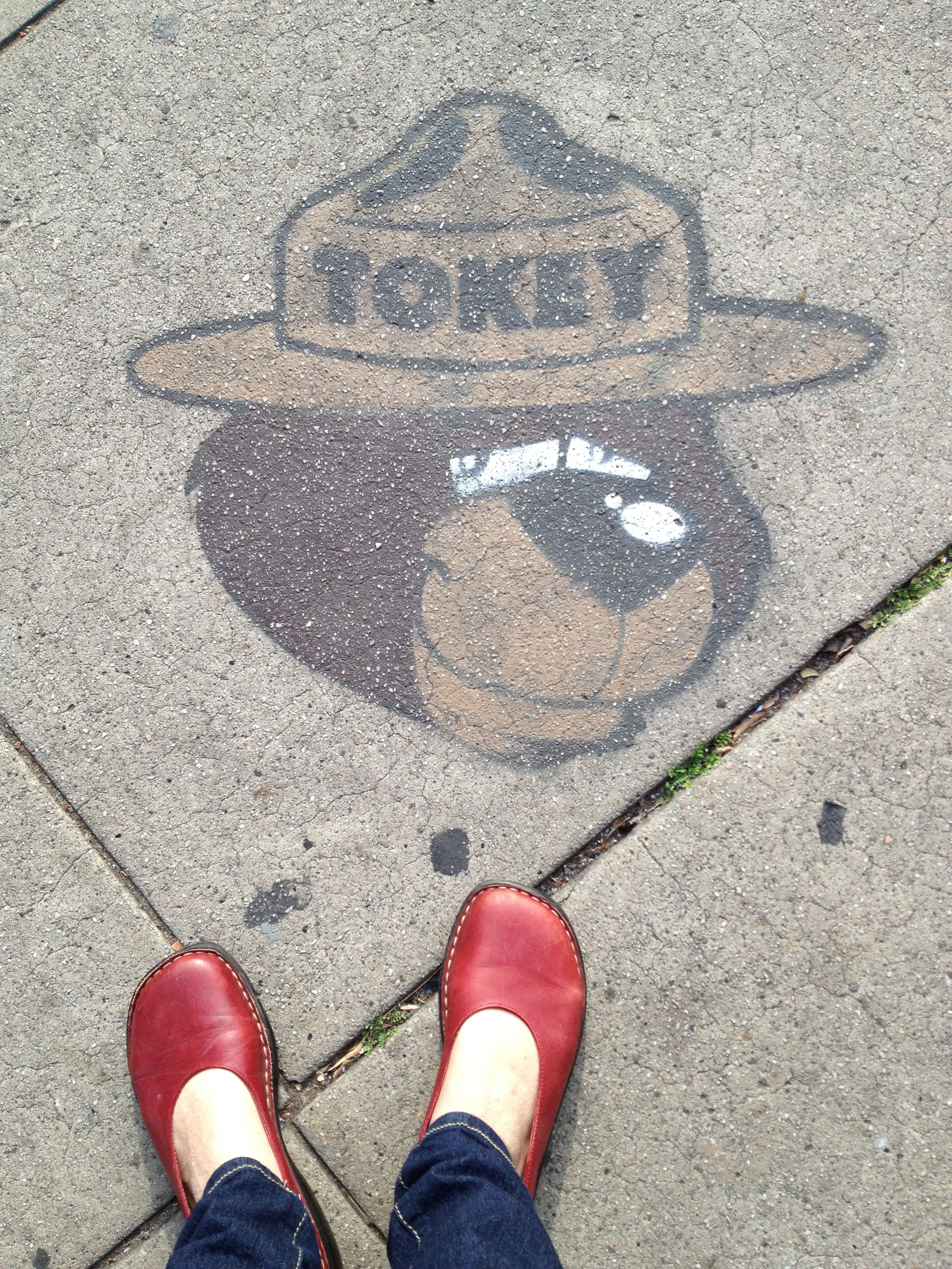 Melrose, Los Angeles 2012