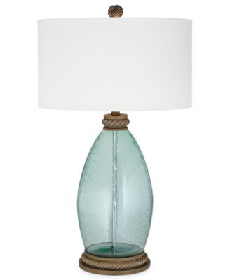 Nice Pacific Coast Blue Lagoon Table Lamp
