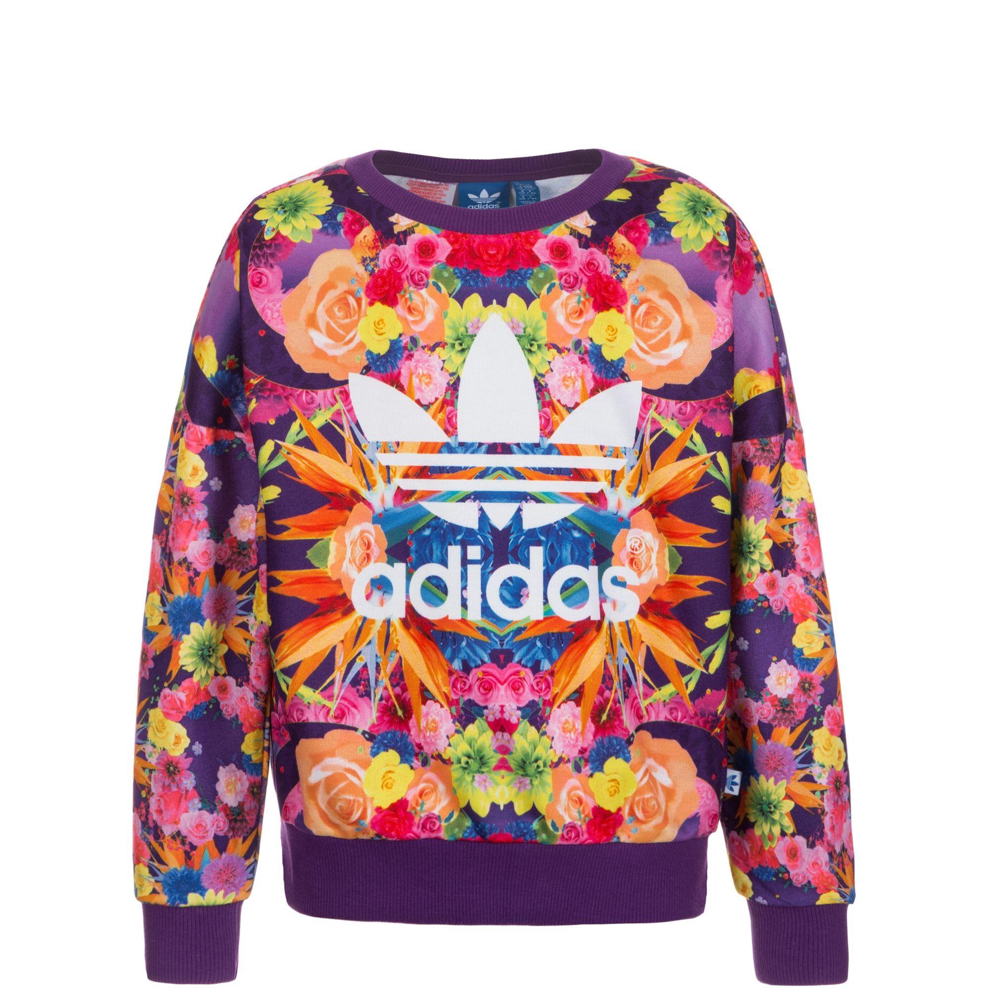 adidas sweatshirt kinder bunt