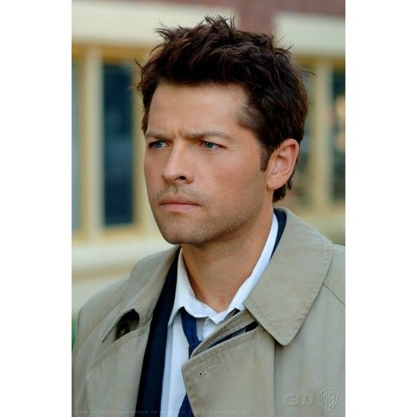 Castiel Moves In! ❤ liked on Polyvore featuring supernatural, images and celebrities