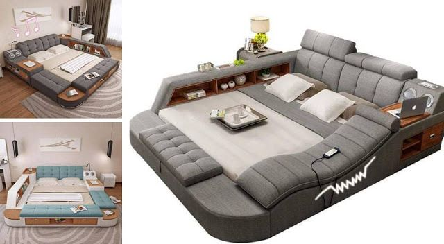 Creative Combo Couch Designs All In One Furniture Bed Home
