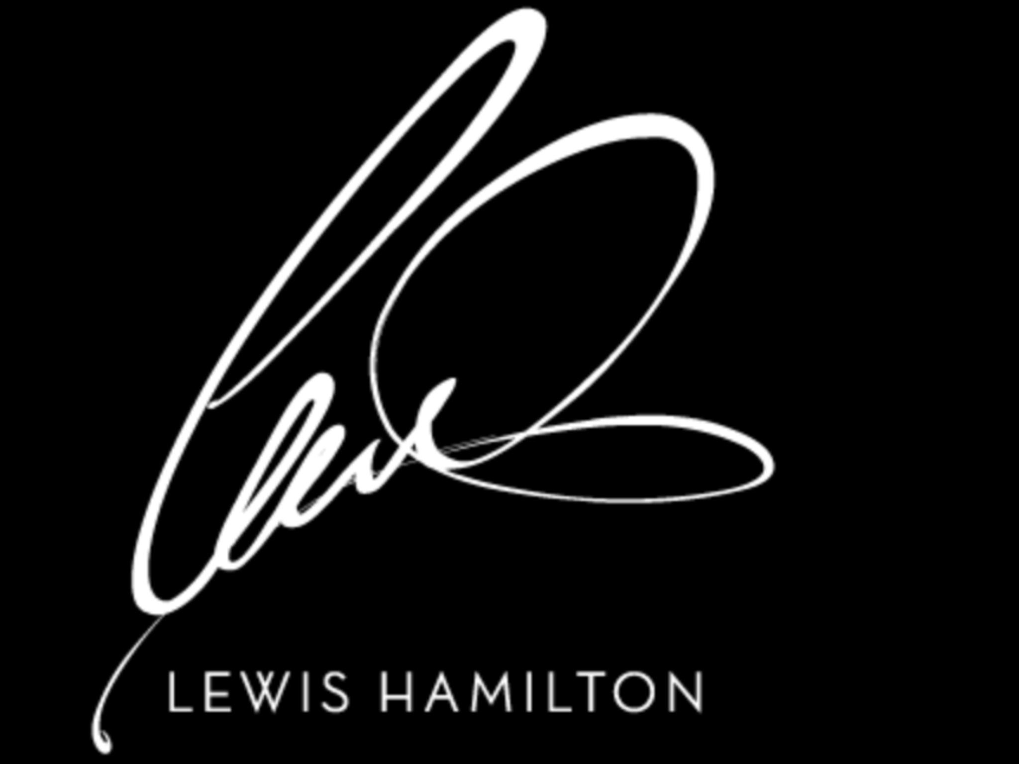 Lewis Hamilton Hamilton Logo Lewis Hamilton Lewis