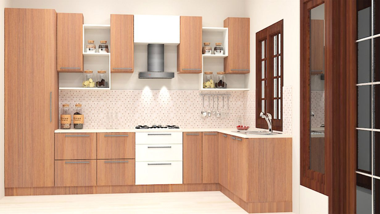Modular L Shaped Kitchen Designs Online In Bangalore In 2020