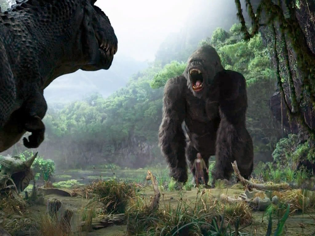 King kong 2005 kaiju phreek en 2018 pinterest king - King kong 2005 hd wallpapers ...