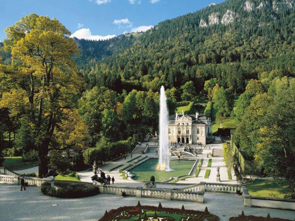 Schloss Linderhof Germany Castles Places To Visit Places To Go