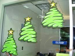 Resultado de imagen para Painting windows for Christmas