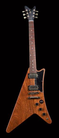 Gibson Moderne 2012 Natural (via Reverb)