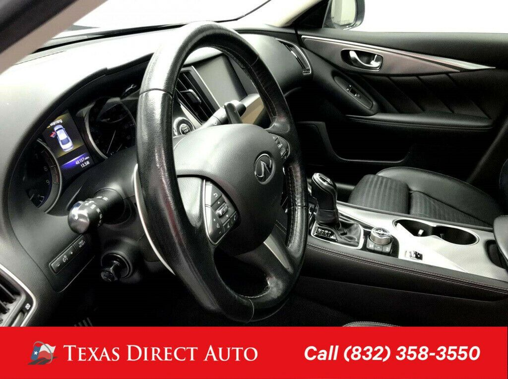 Used 2016 Infiniti Q50 3 0t Red Sport 400 Texas Direct Auto 2016 3 0t Red Sport 400 Used Turbo 3l V6 24v Automatic Rwd 2020 In 2020 Infiniti Infiniti Q50 Infiniti Vehicles