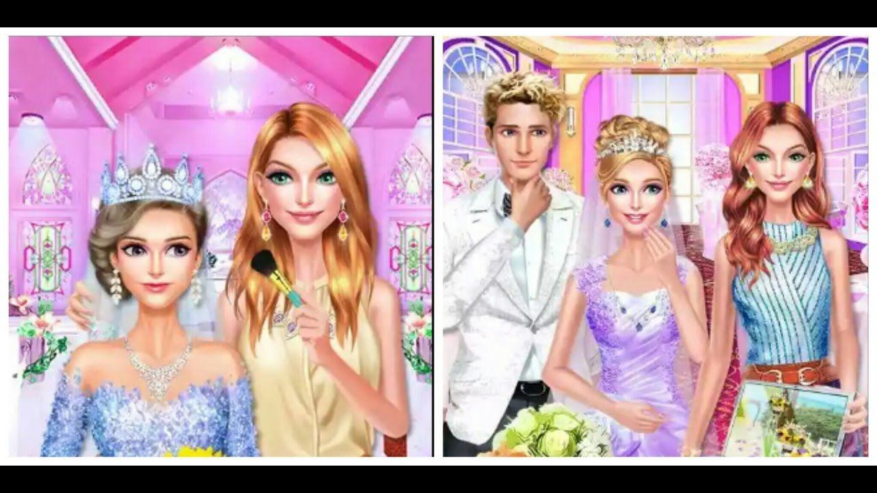 Wedding Planner Makeover Salon Best Games For Kids Online Dress Up Games Princess Royal Games Online Games For Kids Fun Games For Kids Wedding Planner