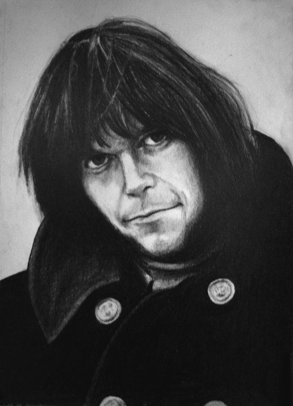 Neil Young by Ziggster on DeviantArt