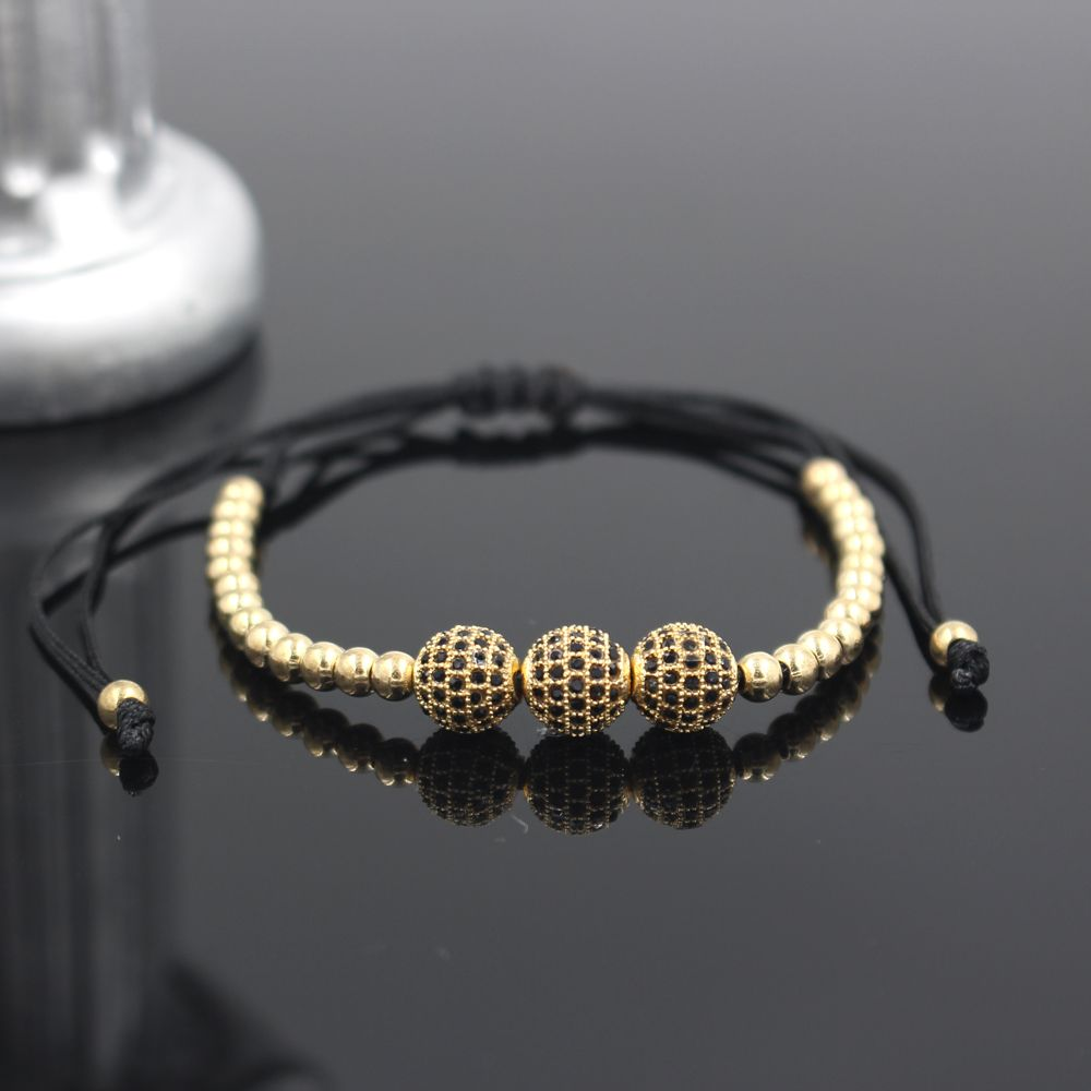 Gold Plated Ball Bead Bracelet Price 797 FREE Shipping